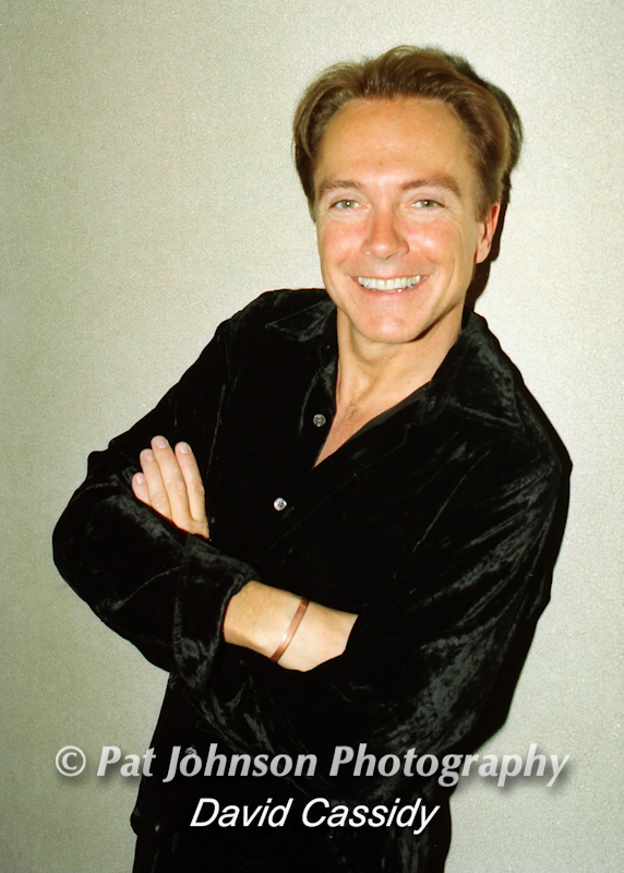 P-1-.David Cassidy-SF-1997 ©Pat Johnson004-2-10